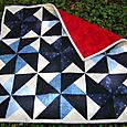 Nate's baby quilt